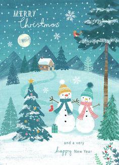 Christmas Graphics, Christmas Clipart, Noel Christmas, Merry Little Christmas, Christmas Greetings, Winter Christmas, Vintage Christmas, Christmas Ornaments, Illustration Noel