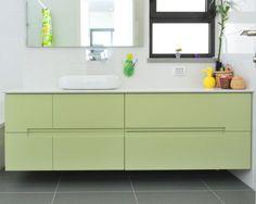 אורלי רובינזון, האתר הישראלי לעיצוב - ארונות אמבטיה מעוצבים: תמונות