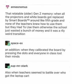 It was awesome when they picked you to do the dot calibration thing, it was like a ritual for the class Stupid Funny, Funny Cute, Hilarious, Dankest Memes, Funny Memes, I Can Relate, Humor, Text Posts, Tumblr Funny