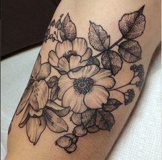 Tattoo by Rachel Hauer | Flickr - Photo Sharing!