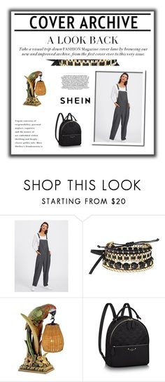 """""""SHEIN"""" by mackica-ccxv ❤ liked on Polyvore featuring Avon and Kathy Ireland"""
