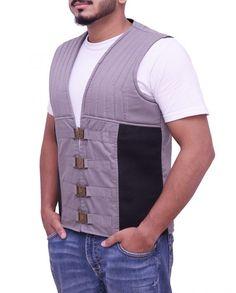 Dark Tower Gunslinger Vest Idris Elba Dark Tower, Roland Deschain, The Dark Tower, Vest, Cotton, Black, Style, Swag, Black People