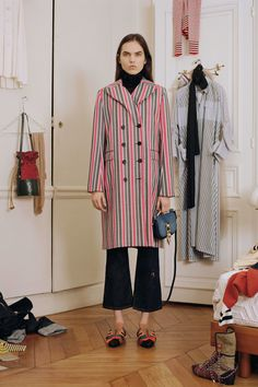 Carven Pre-Fall 2018 Fashion Show Collection