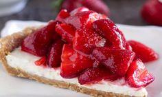 Trop facile, ma tarte aux fraises est irrésistiblement délicieuse!
