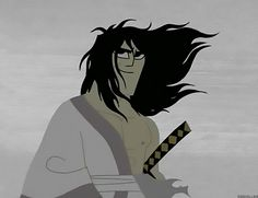 "But for some of us, he did more than just fight sci-fi villains and evil. | 20 Feelings Anyone Who Grew Up Having A Crush On ""Samurai Jack"" Will Understand"