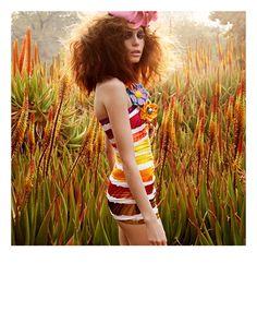 charlotte kemp muhl 2014 7 Charlotte Kemp Muhl is a Natural Beauty for Numéro #153 by Greg Kadel