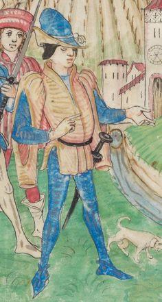 Diebold Schilling, Amtliche Berner Chronik, Bd. 1 Bern · 1478-1483 Mss.h.h.I.1  Folio 31