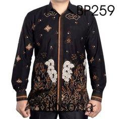 Kemeja Batik Elegan dengan Kode BP259 e97afd9a9b