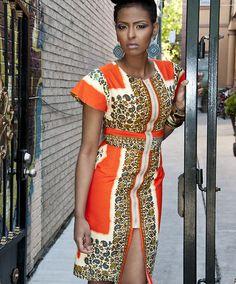 Noemi Monet Dress
