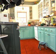 annie sloan chalk paint kitchen cabinets nowadays — kitchen colors