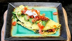Our guide to making the perfect omelette. Become a Griddle Guru!