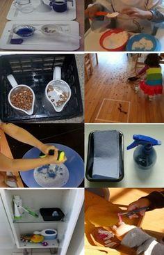 Metodo Montessori: attività di vita pratica - her site has Google Translator