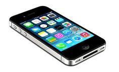 Apple iPhone 4s - 16GB - Black (T-Mobile) Smartphone