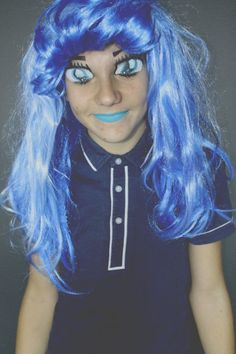 MUA: Bethany Cribbs Model: @Brandon Barns Anime/Manga eyes