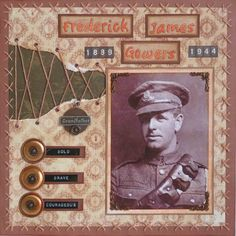 Heritage Layout - Grandfather - Gowers Line (1889 - 1944)