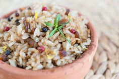 İzmir Pilavı - Izmir Style Cooked Rice #jamieoliver @Abu mnsar Saad Revolution   #inspire