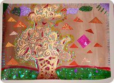 Mickaëlle Delamé: A la Klimt