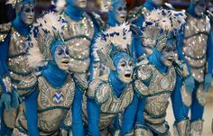 Rio de Janeiro carnival 2011: the first night's parades in pictures - Telegraph