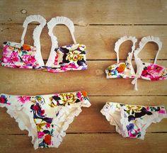 Mommy & me bikini