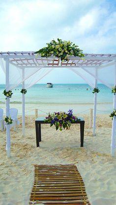 Beach Wedding inspiration www.MadamPaloozaEmporium.com www.facebook.com/MadamPalooza