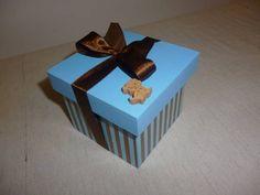 Caixa para Lembrancinha em MDF | Ana Paula Artes e Decorações | 24898F - Elo7
