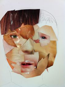 atelier1 Collage, Arts, Illustration, Images, Anime, Body Image, Collages, Cartoon Movies, Collage Art
