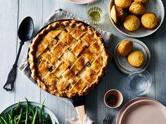 Best Damn Chicken Pot Pie Pie Recipes, Cooking Recipes, Easy Recipes, Cooking Tips, Baked Chicken Recipes, Healthy Chicken, Yummy Food, Delicious Meals, Gastronomia
