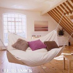 Hammock bed -