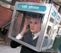 hello?! mobile cell phone... i hear this all the time.
