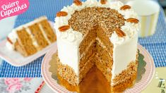 Cake Receta, Cupcakes, Vanilla Cake, Bakery, Desserts, Videos, Food, Youtube, Torte Recipe