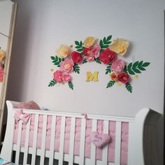 Cribs, Girly, Bed, Furniture, Home Decor, Cots, Women's, Decoration Home, Bassinet
