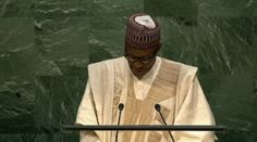 Watch full video of President Buhari's speech at the 70th Session of the General Assembly of the United Nations in New York