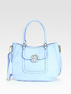 Tory Burch Amanda Classic Handle Hobo - Perfect Color for Summer!