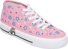 Zipz Children's Starz HiTop Casual Shoes Zipz. $49.95