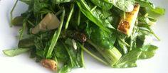 Recetas de ensalada con rúcula para embarazadas