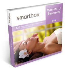 Regala Momenti di Benessere , Cofanetto regalo wellness - Smartbox http://www.smartbox.com/it/?menu=box&id=T218VG