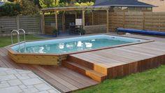 piscine hors de sol