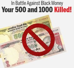 Have a lot of Rs 500, 1000 notes to exchange and are prepared to stand in the long line in front of a #Bank? Here is what you will have to do: #Exchange any amount of #money from 10-11-2016 to 30-12-2016 by depositing old money in banks and if this period passes by, you can exchange or deposit it at RBI - Grotal.com