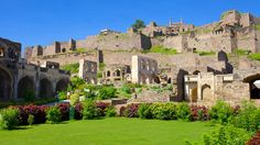 ป้อมปราการ Golconda (Golconda Fort) https://www.expedia.co.th/Golconda-Fort-Hyderabad.d6104596.Place-To-Visit