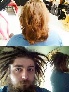Love short and crazy dreads