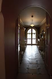 Hallway at Picton Castle