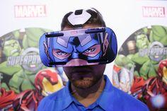 Шлем виртуальной реальности Gear VR от Samsung