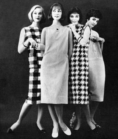 Dresses from 1958