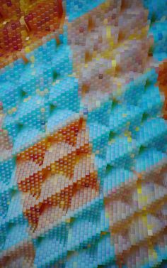 Zeitguised: Sample Sample nanoscopic materials inspired by images of fabric materials