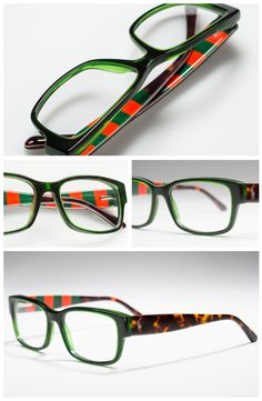 c2e0c064fb Featuring an evergreen transparent front with tortoiseshell temples