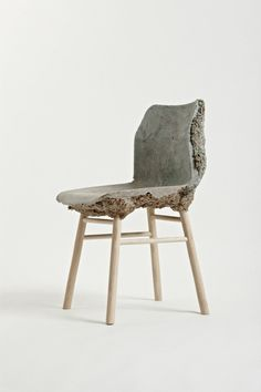 Lightweight Chair in Coral-like Surface – Well Proven Chair - The Great Inspiration for Your Building Design - Home, Building, Furniture and Interior Design Ideas Unique Furniture, Cheap Furniture, Furniture Making, Furniture Design, Milan Furniture, Green Furniture, Furniture Online, Office Furniture, Wood Waste