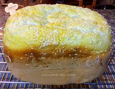 Cozinhando sem Glúten: Pão 52 - MFP zero glúten - zero leite - zero soja