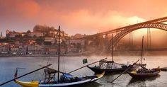 Quanto levar de dinheiro para o Porto #viagem #lisboa #portugal