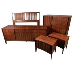 Mid Century Modern Bedroom Set mid century modern dresserkroehler furniture | posts