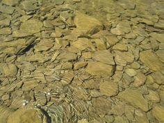 Beh un bagnetto è dovuto! Lago di Campotosto